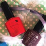 Vernis permanent shellac par le Secret des Anges